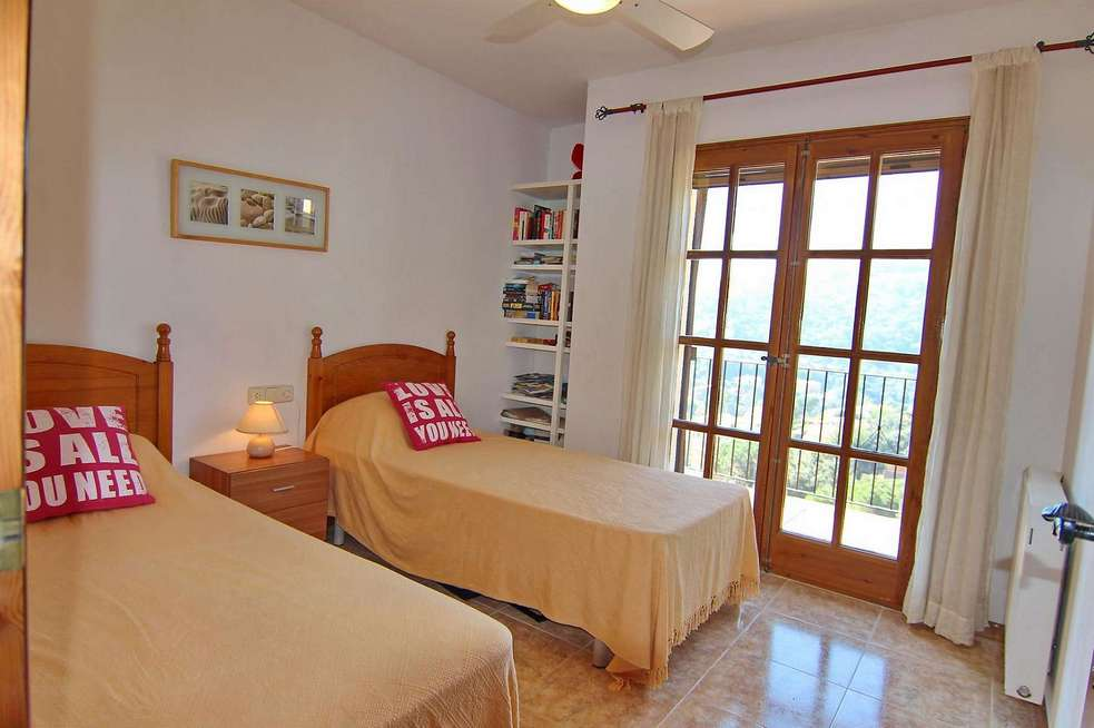 3 Bedrooms villa with private pool in Calonge