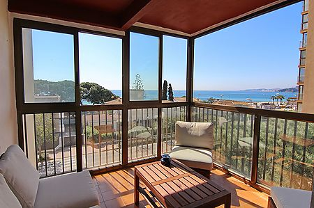 Apartment 50m. from the beach Es Monestri in Sant Antoni de Calonge